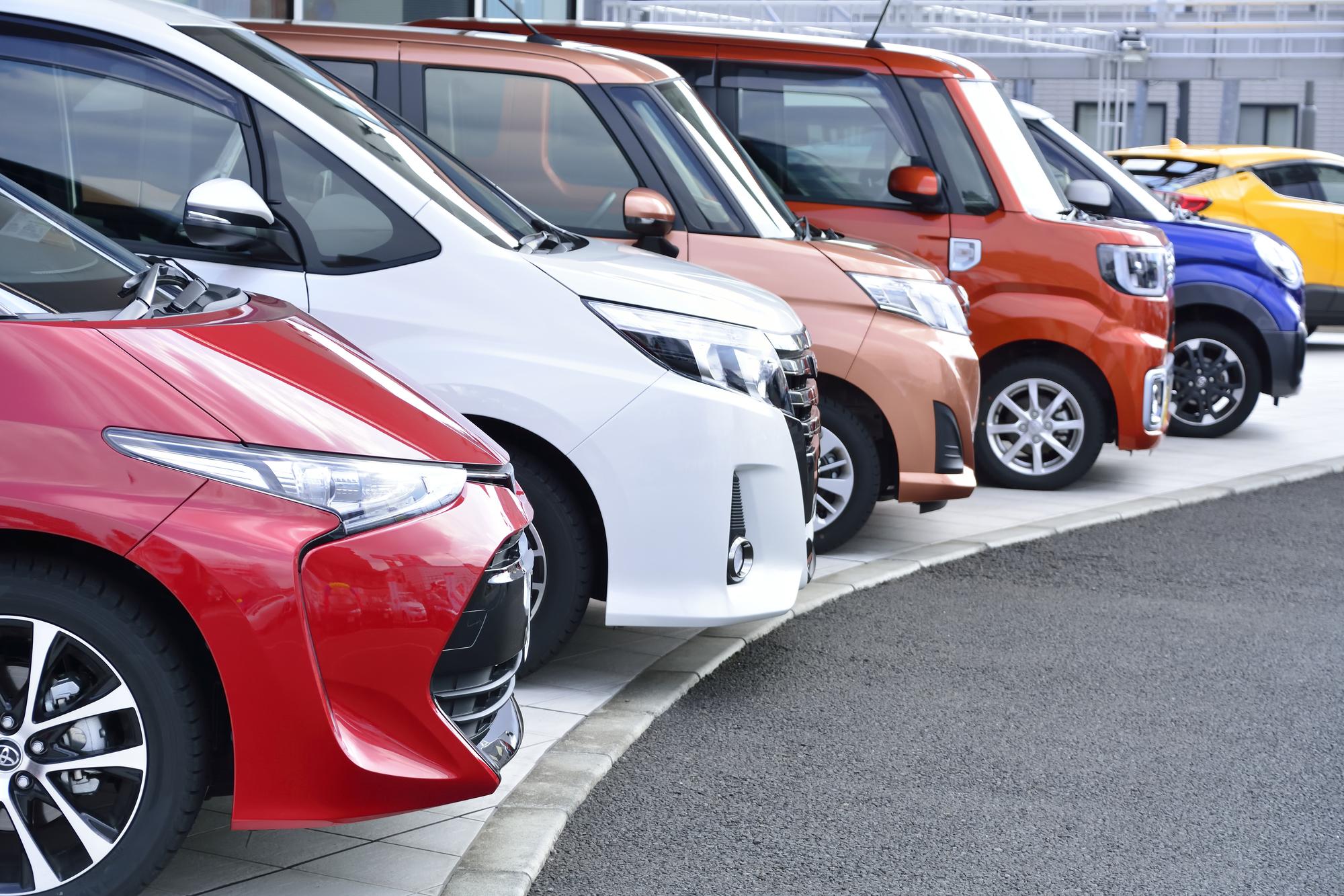 自動車購入をお考えの方をご紹介ください